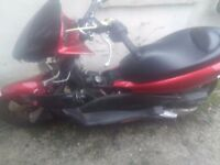 HONDA PCX 125 - SPARES OR REPAIRS