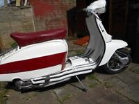 LAMBRETTA LI 125 SERES 3 WITH MOT