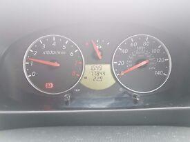 Nissan Micra 2006 4Door 77000Miles Silver
