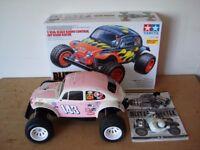 Tamiya Blitzer Beetle Radio Controlled Car