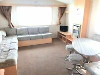 3 Bed Ex Fleet Willerby Vacation Static Caravan Ingoldmells Family Park Skegness, Sale Price