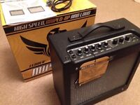 Fender Mustang I V.2 20W 1x8 Guitar Combo Amp **MINT CONDITION IN BOX!**