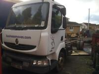 RENULT MIDLUM SPARES OR REPAIRS LOTS OF GOOD PARTS
