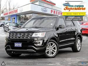 2016 Ford Explorer Limited ***Loaded***