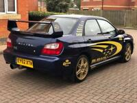 Subaru impreza wrx turbo fast bargain