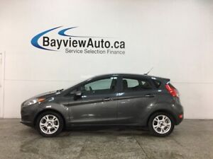 2015 Ford Fiesta SE - 36,000KMS! AUTO! A/C! PWR GROUP! ALLOYS!