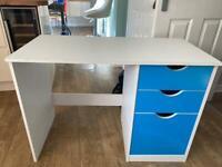 Kids Blue Desk