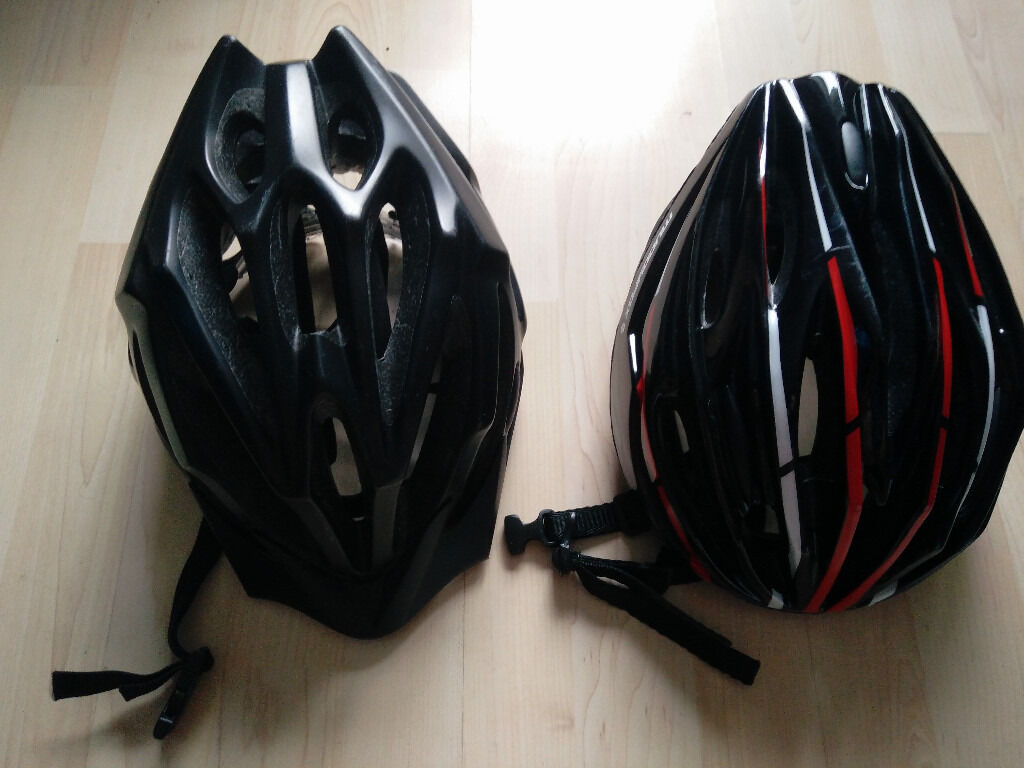 Bicycle helmets for £10