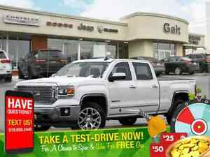 2015 Gmc Sierra 1500 BLUETOOTH NAV SUNROOF REMOTE START