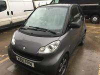 Smart Fortwo Passion Urban Edition SAT NAV