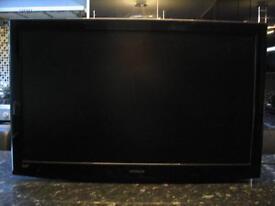 """Hitachi 24"""" L24DG07 Full HD 1080p Digital Freeview Edge-lit LED TV DVD Combi"""