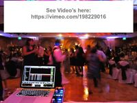 Highly Rated DJ/Disco Hire *FOR THE BEST RATES * Pro DJ & Disco Hire *IMPRESSIVE LASER LIGHTING