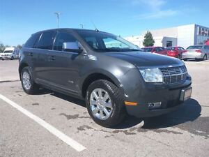 2007 Lincoln MKX Navigation PanoRoof