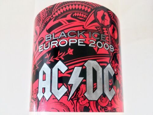 Acdc Black Ice Europe 2009 Tour Pitcher 10 Ltr In Dresden Innere