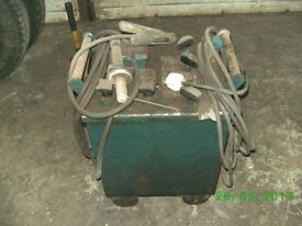 ELECTRIC WELDER, PICKHILL 220 amp SINGLE PHASE