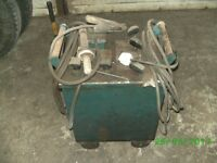 ELECTRIC WELDER, PICKHILL 220 amp SINGLE PHASE (REDUCED PRICE)