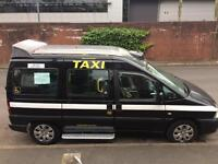 Black Taxi for Sale
