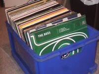 """130 x 12"""" 1990's House / Dance Vinyl Records Collection"""