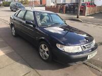 2001 Saab 9-3 Turbo Mot n Taxed, and drives like New £365
