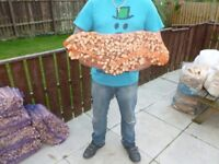 LARGE BAGS OF KINDLING FOR SALE FIRES /FIREWOOD/ LOGS/ WOODBURNERS/STIC