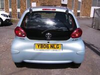 2006 TOYOTA AYGO 1.0 LOW MILES DRIVES SUPERB