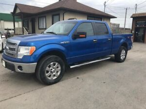 2014 Ford F-150 Lariat/King Ranch/Platine/XLT/FX4/XL