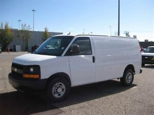2015 Chevrolet Express 2500 Cargoautoairpower Options