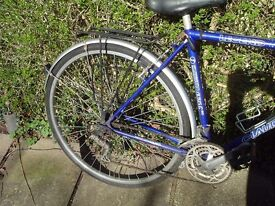 Mens Bike Bicycle 18 speed British hand made Claud Butler Legend only £35