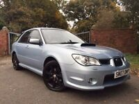 *FINANCE AVAILABLE* **FINANCE SPECIALISTS** 2007 07 SUBARU IMPREZA 2.5 WRX SPORTS WAGON 5d 227 BHP