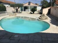 3 bed villa with pool in Olonzac South of France for sale