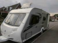 Stirling elite 90 emerald 4 berth silver