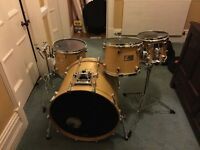 reduced: MAPEX ORION 4pc Drum Kit - Great Condition