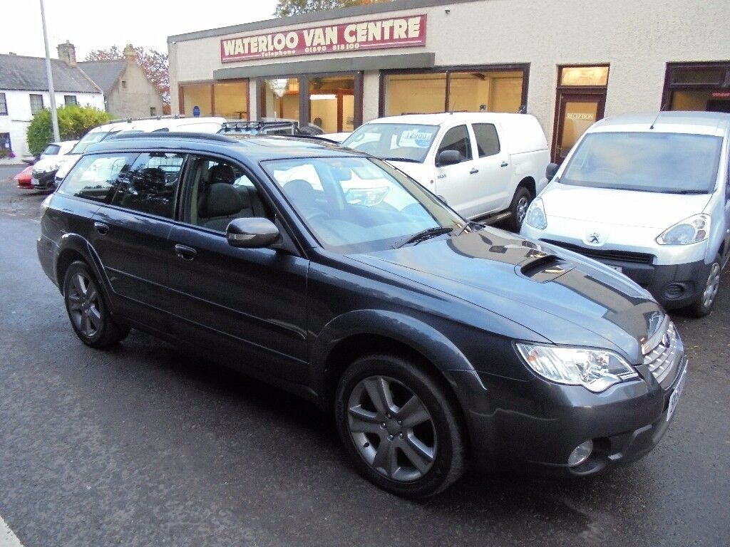 SUBARU OUTBACK RE BOXER DIESEL ESTATE FINANCE AVAILABLE