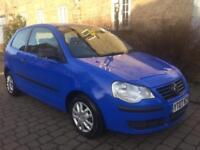 VOLKSWAGEN POLO 1.2 E55 FULL 12 MONTHS MOT EXCELLENT CONDITION FIRST TO SEE WILL BUY