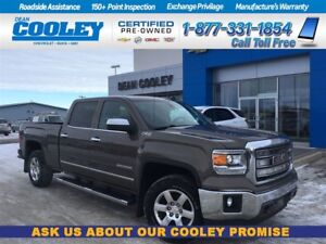 2014 GMC Sierra 1500 SLT Z71*REMOTE START*HTD & COOL FRONT SEATS