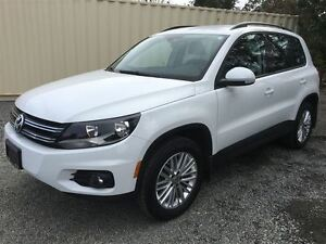 2016 Volkswagen Tiguan SE 4Motion Auto (with heated seats)