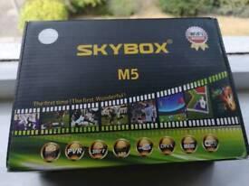 Skybox M5 HD Satellite Receiver