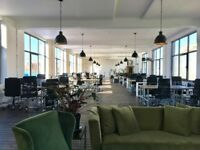 Desk to rent in Co-working office in Digbeth £150 all inc p/m