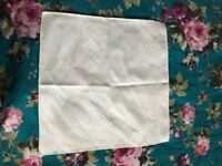 60 cloth white Napkin 16 by 16