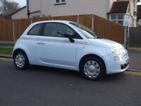 FIAT 500 POP. LOW MILEAGE, LOW INSURANCE, LOW ROAD TAX. IMMACULATE.