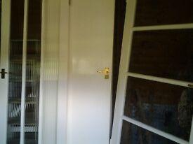Internal gloss doors