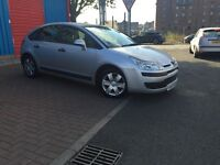 55 PLATE CITROEN C4 1.6 PETROL -- FULL YEAR MOT FOR ONLY £895