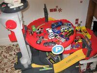 toy garage