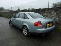 Audi A6 1.9 tdi, 6 months mot, fsh, not bmw, vw, seat
