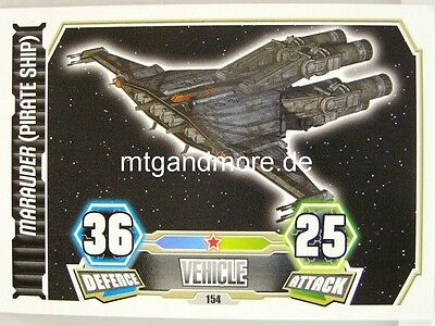 Marauder (Pirate Ship)  #154 - Force Attax Serie 3](Marauder Pirate)