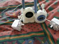Tomy Walkabout Premier Advance Baby Monitor
