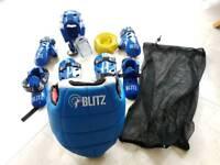 Blitz Kids Sparring Kit