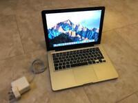 Apple MacBook Pro 13inch 2010 model 4GB Ram and 1TB Hard drive
