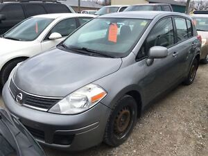 2007 Nissan Versa 1.8 S CALL 519 485 6050 CERT AND E TESTED