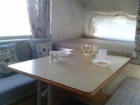 Conway Cruiser 6-berth folding camper